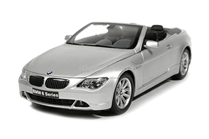 6 Series Convertible Yrs 2003-2010 (E64)