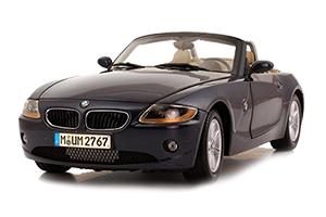 Z Series Z4 Roadster Yrs 2002-2008 (E85)