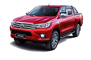 Hilux Years 2015 onwards